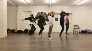 Olamide - Science Student - Choreo by Boun' @ Lax Studio