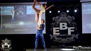 Simone y Serena [Never Enough] @ Europe Bachata Festival 2018