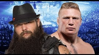 Bray Wyatt vs Brock Lesnar Wrestlemania 32 Promo HD