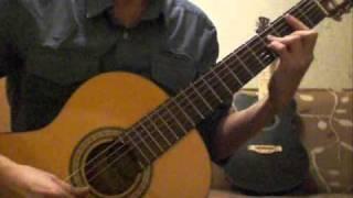 Andrea Bocelli - Con te partiro (fingerstyle arrangement)