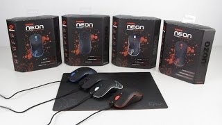 NEON, unboxing video by Ozone