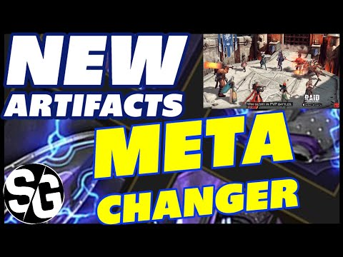 NEW ARTIFACTS META CHANGING | TELL ME YOUR IDEAS | RAID SHADOW LEGENDS
