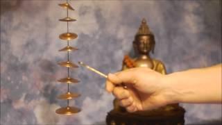 Chakra Chimes 8 Bell Set (Notes C/D/E/F/G/A/B/C)