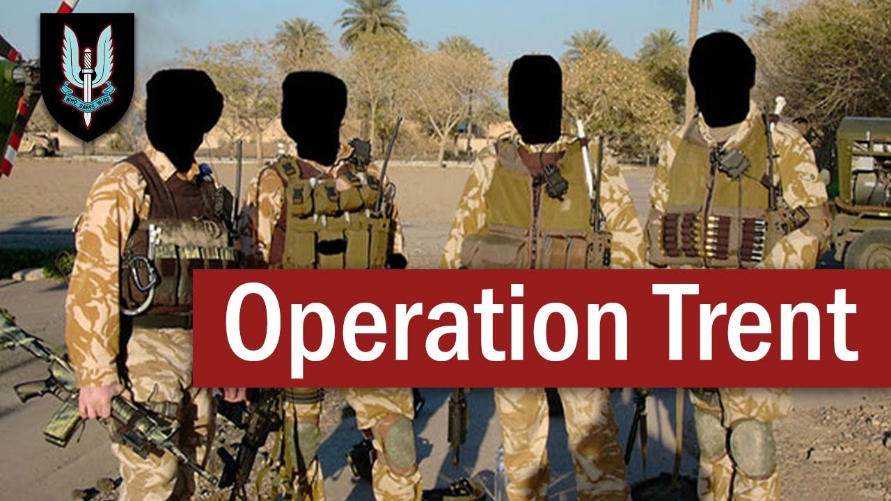 Operation Trent : The Largest S.A.S. Operation Since 1945 | November 2001