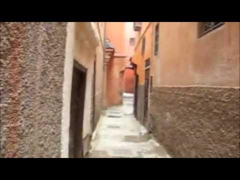 Marrakech Alley Run
