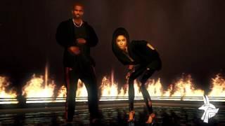 Kanye West - Famous ft. Rihanna (IMVU)