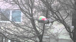 AR.Drone próba