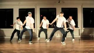 Moves Like Jagger   Maroon 5   Choreography by  Miha Matevzi