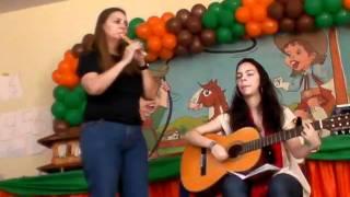 Festa da Heidi, Luciana e Martita - 03-07-2010 - A música da festa
