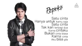 Papinka   Hitungan Cinta Lyric Video