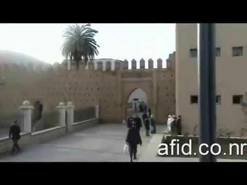 Tournée à Oujda