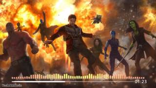 Guardians of the Galaxy Vol.2 - Trailer Song [Sweet - Fox On The Run]