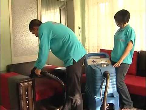 buharlı koltuk yıkama makinası