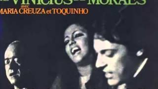 Samba Em Preludio   Vinicius de Moraes ,Maria Creuza y Toquinho subtitulado
