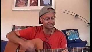Undying Love - Transatlantic - Acoustic Guitar Cover