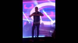 Show de Leo Magalhães em Belem e o bailarinho KLM