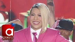 ASAP: Vice Ganda sings Chuva Choo Choo