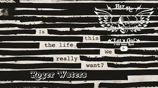 "Roger Waters fala sobre  ""Is This the Life We Really Want?"""