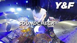 Soundcheck   DRUMS   Hillsong Y&F Live