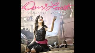 Demi Lovato - Stop The World Karaoke / Instrumental with lyrics