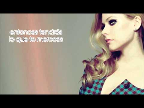 Avril Lavigne Give You What You Like En Español Chords