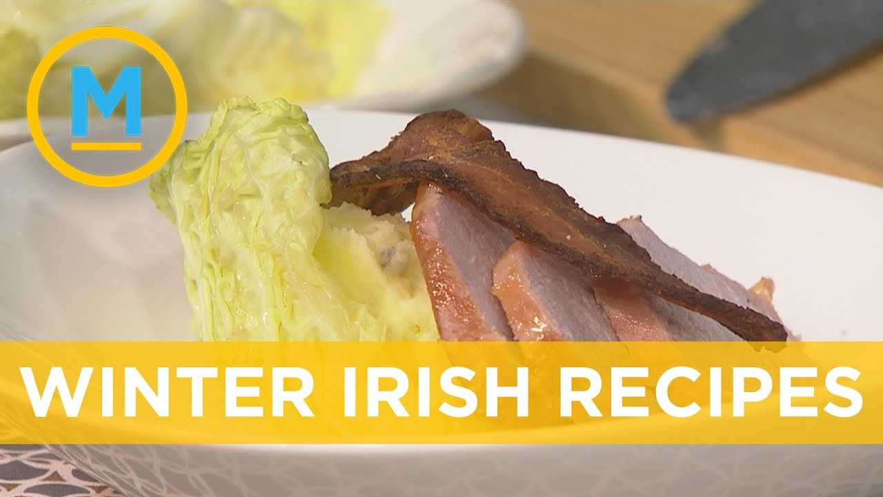 Chef Kevin Dundon Shows how to make Irish Comfort Food (Loin of Bacon & Trifle) | Your Morning