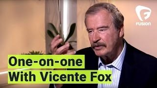 Former Mexican President to Trump: 'I'm not going to pay for that fucking wall'
