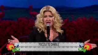 "Beata Kozidrak - ""Upiłam się Tobą"" live HD - Kocham Cię Polsko"