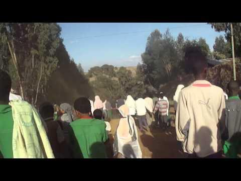 Ethiopian Timket in Mertulemariam, Ethiopia  2011 (ትምቀት 2004 ዓ.ም)