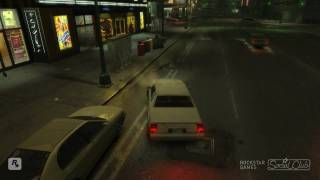 GTA IV - A Day at Cluckin' Bell