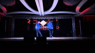 Andres & Johnny Salsa y Control Orlando Salsa Congress 2014