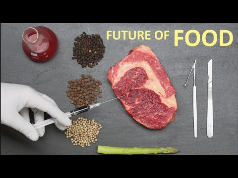 Future of Food Technology