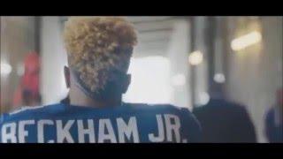 "Odell Beckham Jr. Highlights ""Money and the Power"""