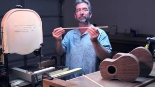UKULELE FRIEND: Rich Godfrey on 'Shop Made Kerfing' - (Luthier Insights)