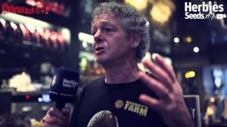 Barney's Farm @ High Times Cannabis Cup Amsterdam 2014