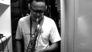 Summertime - JJ Zhao - Funky sax solo