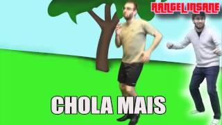 BRKsEDU - Chola Mais (Musica Chora Mais)