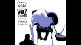 """Voz E Guitarra 2: Samuel Úria - """"Chamar A Música"""""""
