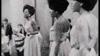 """The Supremes - Baby Love - """"Top Of The Pops"""" Show (1964)"""