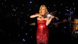 Kate Chruscicka LIVE STORM Vivaldi Four Seasons Presto Vanessa Mae - Classical & Electric Violinist