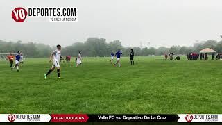 Valle FC vs. Deportivo De La Cruz Liga Douglas