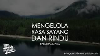Mengelola Rasa Sayang & Rindu by Panji Ramdana
