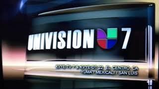 Univision Affiliates Station IDs 2006-2010