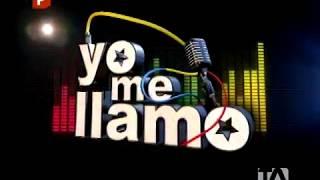 Gracias Ecuador - Yo Me LLamo Ecuador - YMLL4