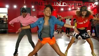 Mario- C'mon Choreography by Anze
