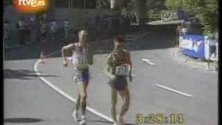 García Bragado campeón del mundo en Stuttgart 93