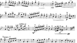 Minuet in G Bach Violin sheet music