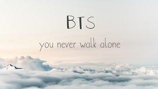 Never Walk Alone Cover