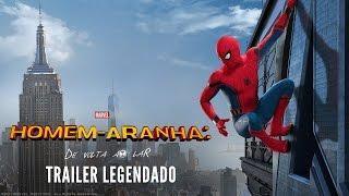 Homem-Aranha: De Volta Ao Lar | Trailer 2 Legendado | 6 de julho nos cinemas
