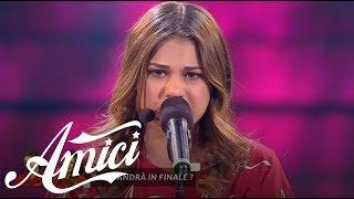 Amici 17 - Carmen - La complicità - Semifinale